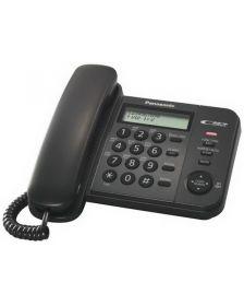 სადენიანი ტელეფონი Panasonic KX-TS2356UAB
