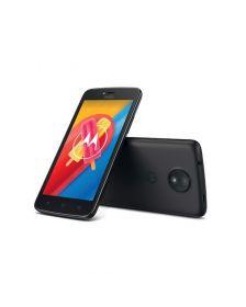 მობილური ტელეფონი Motorola Moto C (XT1754) LTE Dual SIM Black (PA6L0009UA)