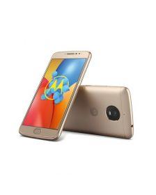 მობილური ტელეფონი Motorola Moto E4 Plus (XT1771) LTE Dual SIM Gold (PA700064UA)
