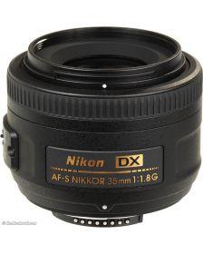 ობიექტივი  Nikkor 35mm f/1.8G