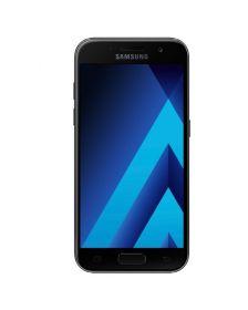 მობილური ტელეფონი Samsung Galaxy A3 (2017) LTE Dual SIM Black (SM-A320FZKDSER)
