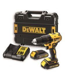 სახრახნისი აკუმულატორით DEWALT DCD777S2T
