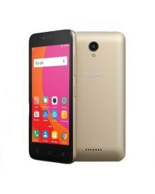 მობილური ტელეფონი Lenovo A2016 Dual Sim 8GB 4G Gold