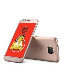 მობილური ტელეფონი Motorola Moto G5S Plus (XT1805) LTE Dual SIM Gold