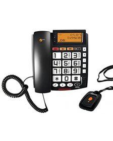 კაბელიანი ტელეფონი Topcom SOLOGIC A831
