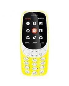 მობილური ტელეფონი Nokia 3310 DS TA-1030 NV EAC UA YELLOW