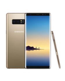 მობილური ტელეფონი Samsung N950F Galaxy Note 8 LTE Duos Gold (SM-N950FZDDSER)