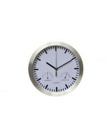 კედლის საათი BG610BLW2-SL/WH, BG-9251010