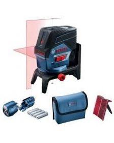 ლაზერული საზომი Bosch GCL 2-50 C+RM2 (AA) L-Boxx ready