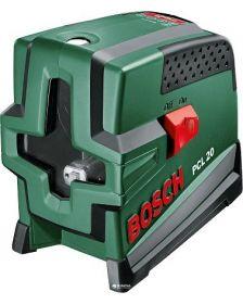 ლაზერული თარაზო, ჯვარედინი  Bosch PCL 20