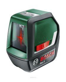 ლაზერული თარაზო, ჯვარედინი  Bosch PLL 2
