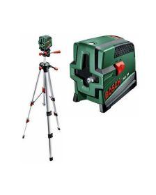 ლაზერული თარაზო, ჯვარედინი Bosch PCL 20 Set
