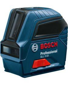 ლაზერული საზომი  Bosch Professional GLL 2-10