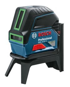 ლაზერული საზომი Bosch GCL 2-15G + RM1 + Carrying Case