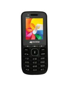 მობილური ტელეფონი MICROMAX MOBILE PHONE X424 BLACK+GREY