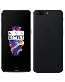 მობილური ტელეფონი OnePlus 5 A5000 Midnight Black
