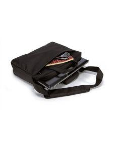 """ნოუთბუქის ჩანთა Tucano Start Plus Fits up to size 16 """", Black, Shoulder strap, Messenger - Briefcase"""