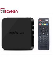 სმარტ ბოქსი Allscreen Android Tv Box smart tv MXQ-4K
