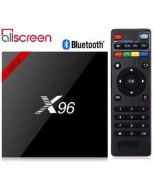 სმარტ ბოქსი Allscreen X96-S905W-2G-16G-BT