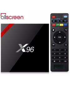 სმარტ ბოქსი ALLSCREEN  X96-S905W-2G-16G
