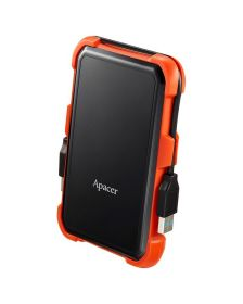 მყარი დისკი APACER USB 3.1 Gen 1 Portable Hard Drive AC630 2TB Orange Color box