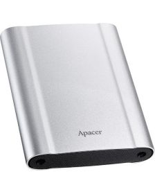 მყარი დისკი APACER USB 3.1 Gen 1 Portable Hard Drive AC730 2TB Silver Color box