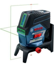 ლაზერული ნიველირი Bosch GCL 2-50 CG + RM 2 (12 V), BM 3 clip, L-Boxx