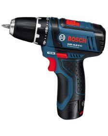 დრელ–ხრახნდამჭერი Bosch GSR 10,8-2-LI (0601868109)