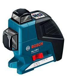 ლაზერული ნიველირი Bosch GLL 2-80 P + BM1 L-Boxx