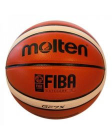 კალათბურთის ბურთი MOLTEN basketball ball BGF7X-X premium leather