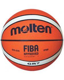 კალათბურთის ბურთი MOLTEN basketball BGR7-OI