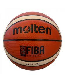 კალათბურთის ბურთი MOLTEN BGM7X FIBA