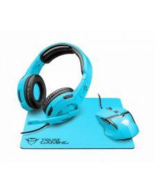 ყურსასმენი მაუსი და პადი TRUST GXT790-SB SPECTRA GAMING BUNDLE BLUE