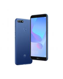 მობილური ტელეფონი Huawei Y6 Prime 2018 Dual Sim LTE Blue (51092LYM)