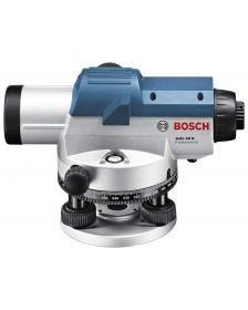 ოპტიკური ნიველირი BOSCH GOL 26 D + BT 160 + GR 500 Kit