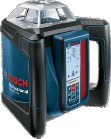 ლაზერული ნიველირი BOSCH GRL 500 HV + LR 50 Professional