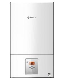 """ცენტრალური გათბობის ქვაბი Bosch """"Smart Fan"""" 28 kw"""