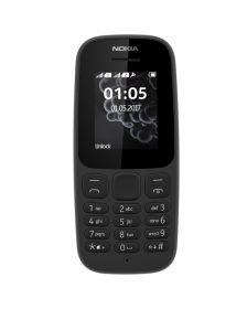 მობილური ტელეფონი Nokia 105 D/S TA-1034 EAC UA BLACK