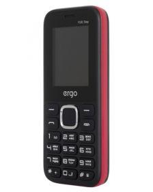 მობილური ტელეფონი Ergo F181 Step Dual Sim Black