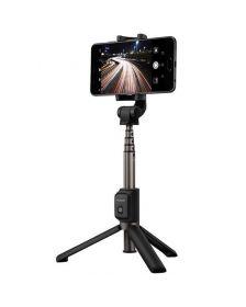 სელფის ჯოხი Huawei Honor AF15 Bluetooth Selfie Stick Tripod - Black