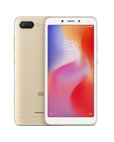 მობილური ტელეფონი Xiaomi Redmi 6 Dual Sim LTE 64GB Gold