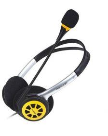 ყურსასმენი Microlab  K-250 Yellow