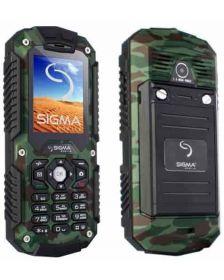 მობილური ტელეფონი Sigma X-Treme IT67 Khaki