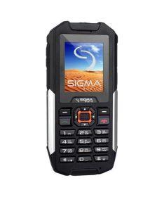 მობილური ტელეფონი Sigma X-treme IT68 Black
