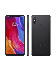 მობილური ტელეფონი Xiaomi Mi 8 Dual Sim 6GB RAM 64GB LTE Global Version black