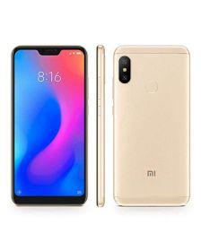 მობილური ტელეფონი Xiaomi Mi A2 Lite Dual Sim 3GB RAM 32GB LTE Global Version gold