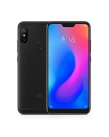 მობილური ტელეფონი Xiaomi Redmi Note 6 Pro Dual Sim 4GB RAM 64GB LTE Global Version black
