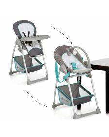 ბავშვის სკამ-მაგიდა + შეზლონგი HAUCK (665091)