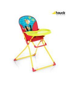 ბავშვის სკამ-მაგიდა HAUCK MAC BABY JUNGLE FUN (639146)