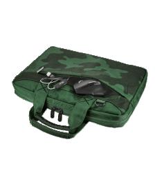 """ნოუთბუქის ჩანთა Trust Bari Carry Bag for 13.3"""" laptops - camouflage"""